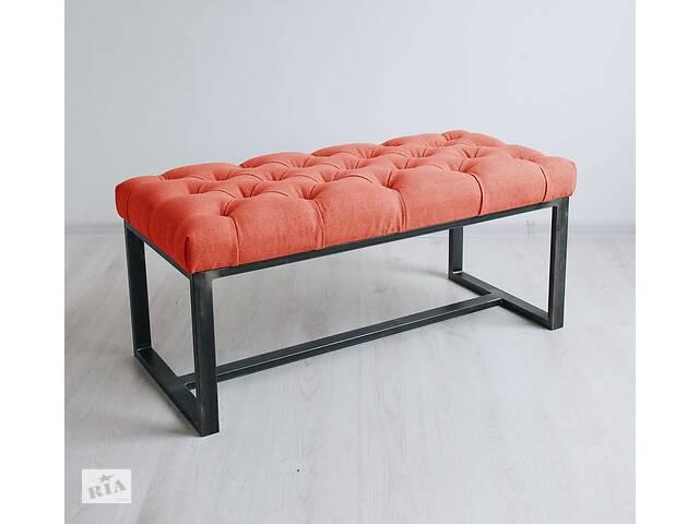 Банкетка-Пуф для прихожей в стиле LOFT (Sofa - 77)- объявление о продаже  в Киеве