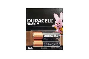 Батарейка Duracell LR06 (АА), 2 штуки 5007439