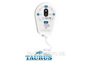Белый регулятор на вилке (димер) ThermoPulse White: 3 режима + таймер 3 ч. Мощность до 400 Вт. Украина