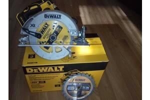 Бесщеточная циркулярная пила DEWALT DCS570B 185mm