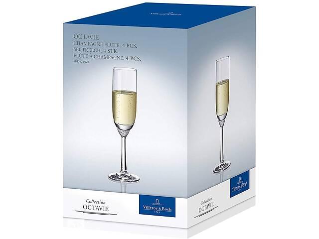 Бокалы для шампанского Villeroy&Boch Octavie- объявление о продаже   в Украине