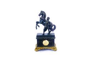 Часы Спартанец с конем Гранд Презент Черный (FLP844092B1)