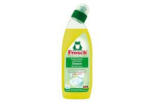 Чистящее средство для унитазов 750 мл Лимон Frosch 4009175170507