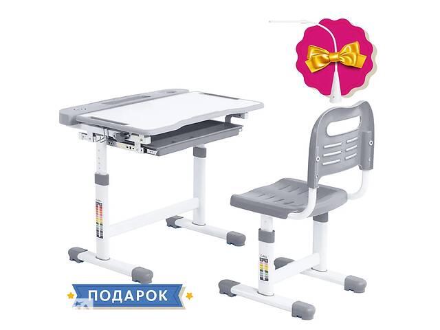 Cubby парта и стул-трансформеры, лампа, подставка для книг. Доставка 0- объявление о продаже  в Киеве