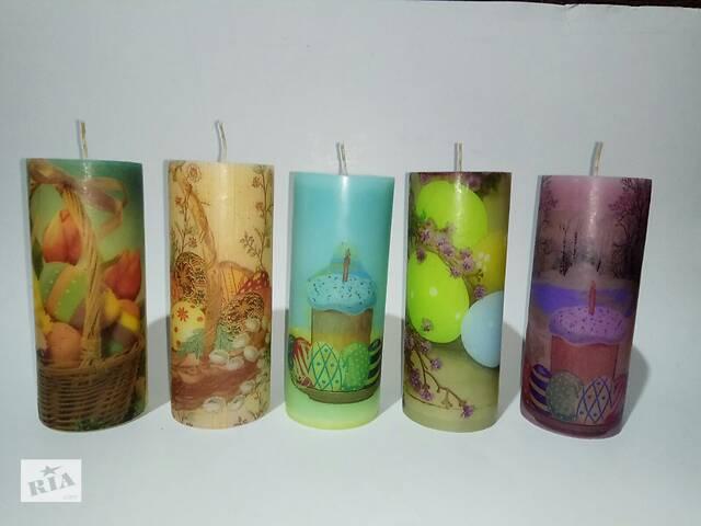 Декоративные свечи- объявление о продаже  в Тульчине