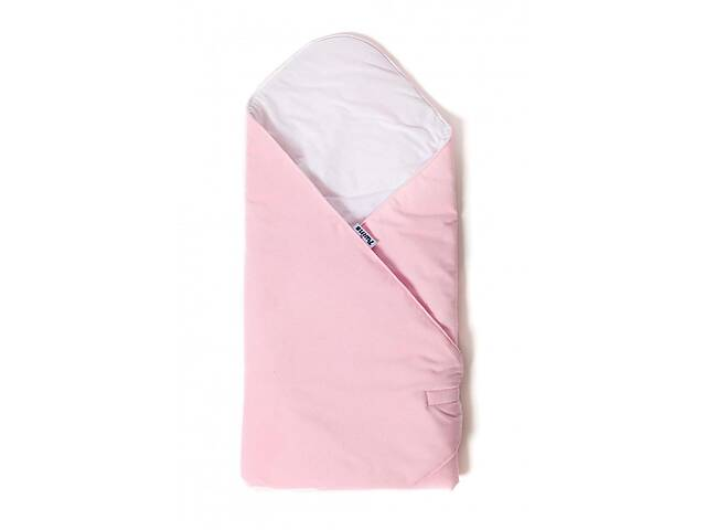 Детский конверт - плед для новорожденных и малышей до 6 месяцев Twins Velvet, 80x80 см., розовый- объявление о продаже  в Києві