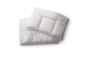 Детский набор демисезонный одеяло и подушка Twins Premium 300 120х90, белый. Подарок на выписку из роддома