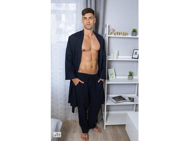 бу Домашний комплект одежды для мужчин из натурального льна в Чернигове