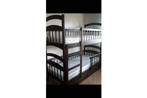 Двухярусная кровать Карина люкс с ящиками .