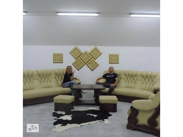 купить бу Диваны классика, классическая мягкая мебель на дубе в Львове