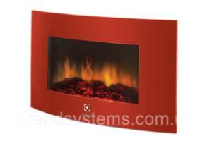 Электрический камин Electrolux EFP/W-1200URLS Красный