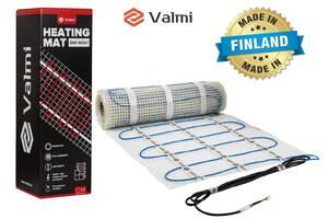 Электрический теплый пол Valmi Mat 0,5м² /100Ват/ 200Вт/м² нагревательный мат под плитку