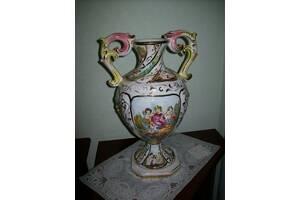 Фарфорова ваза Capodimonte (5729)