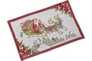 Гобеленовые салфетки villeroy&boch рождественские