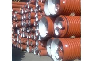 Гофровані каналізаційні труби