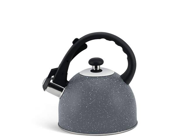 продам Качественный металлический чайник со свистком из нержавеющей стали для газовой плиты Edenber чайник нержавейка бу в Харькове