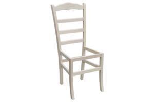 Каркас стільця МГ- 22. Масив деревини бука. Для кухні, офісу, готелю або ресторану.