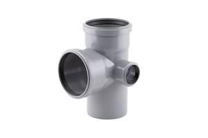Крестовина канализационная TA Sewage 110х110х110х50, 90& deg; (Правая)