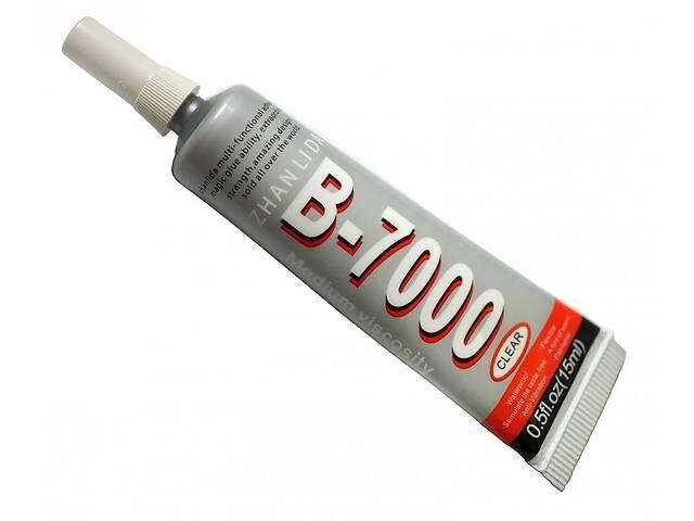 бу Клей герметик B-7000 для проклейки тачскринов 110 мл (6000012) в Киеве