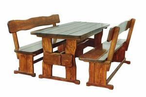 Комплект мебель деревянная 2500*800