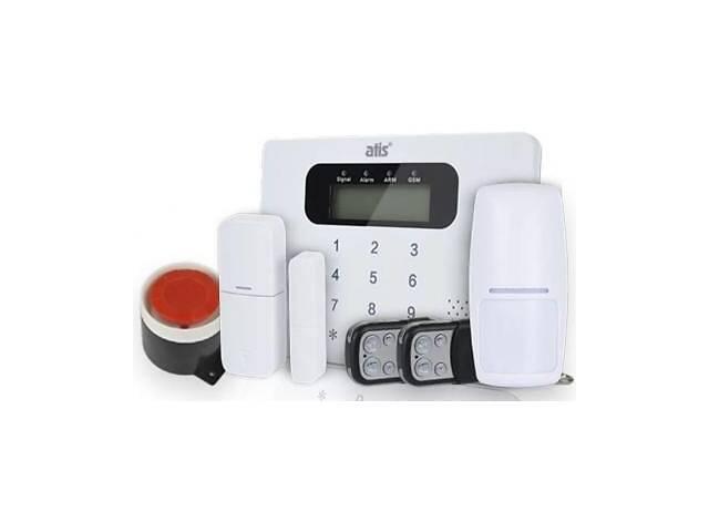 купить бу Комплект охранной сигнализации ATIS ATIS Kit GSM 100 в Харкові