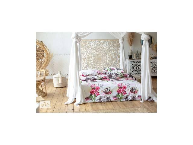 купить бу Комплект постельного белья Prestige Винтаж полуторный SKL29-250703 в Харкові