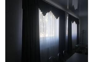 Комплект штор и тюлей