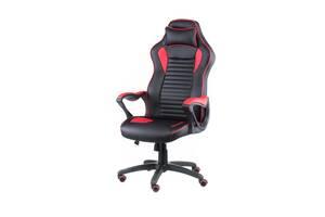 Кресло геймерское Special4You Nеro Black-Rеd (E4954)