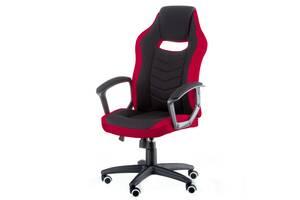Кресло геймерское Special4You Riko Black-Red (E5234)