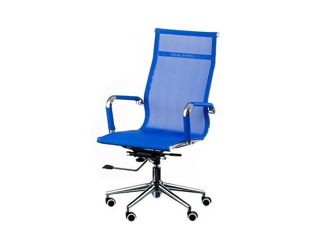 купить бу Кресло офисное Special4You Solano Mеsh Bluе (E4916) в Киеве