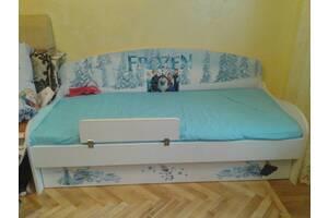 Кровать для девочки Холодное сердце Доставка бесплатно!