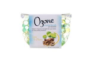 Кристалічний освіжувач повітря для Ozone Crystal Beads Лайм і Гвоздика, 150 г