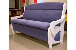 Кухонный диван из массива дерева