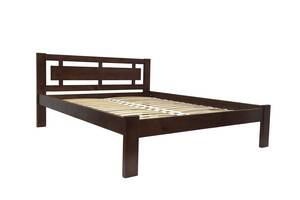 Кровать деревянная Престиж 160х200
