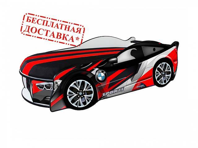 купить бу Кровать-машина БМВ Премиум. Бесплатная доставка по Украине в Львове