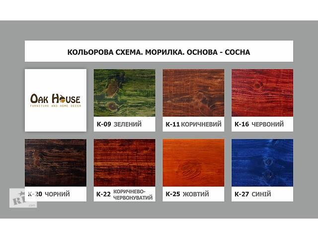 Морилка Oak House  для дерева на водной основе зелёного цвета - объявление о продаже  в Тернополе