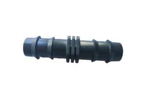 Муфта для капельной трубки Evci Plastik 16 мм упаковка 100 шт