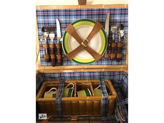 Набор для пикника подарочный Dolce Vita. производства Италии- объявление о продаже  в Ивано-Франковске