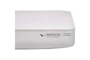Наматрасник MirSon Стандарт Natural Line Wollen 957 70х190 (2200000834171)