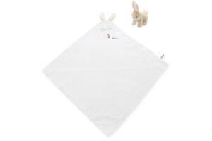 Одеяло Kaloo Подарочный набор Les Amis с игрушкой Кролик (K962996)