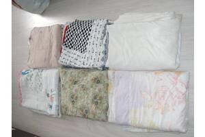 Одеяло ватиновое и подушки