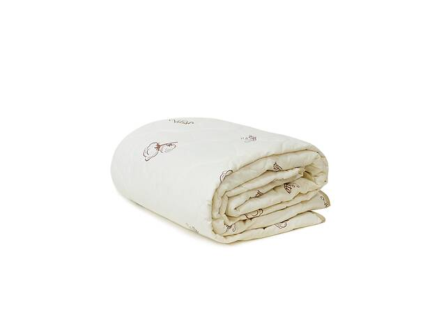 продам Одеяло Viluta хлопковое 200х220 см Молочный бу в Киеве