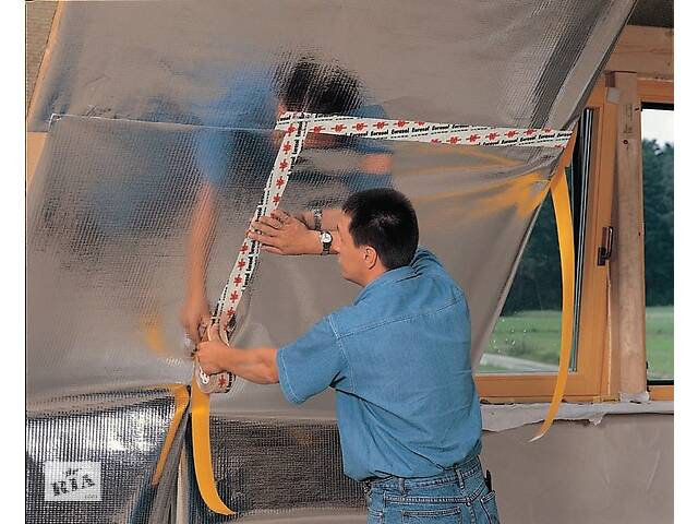 купить бу Подкровельная лента для утепления крыши и стен Würth EURASOL скотч в Ужгороде
