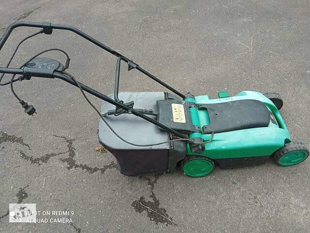 продам Продам імпортну електричну газонокосарку марки Gardena 1700 W бу в Дрогобичі