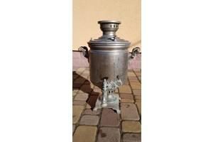 Продам не дорого рабочий Самовар жаровый на углях/дровах