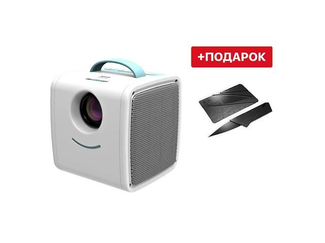Мини-проектор Q2 для детей. Детский проектор! Портативный проектор- объявление о продаже  в Харкові