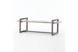 Прикроватный столик в стиле LOFT (NS-1474)