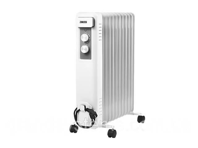 Радиатор масляный Zanussi Casa ZOH/CS - 11W 2200W (11 секций)- объявление о продаже  в Киеве