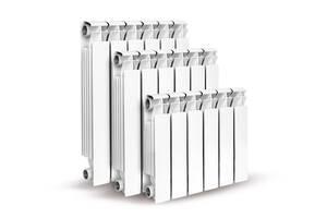 Радиатор отопления биметаллический. Батарея отопления