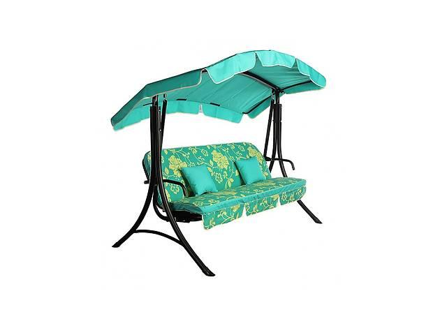 бу Садовый уличный раскладной 4х местный диван качель кровать Ost-Fran / Ост-Фран Bali / Бали в Киеве